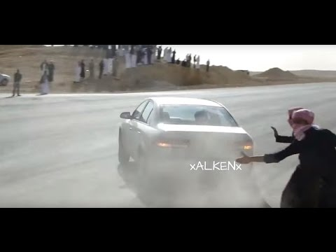 ☠ [+18] Saudi Drifting • Crashes & Action (+ sound)