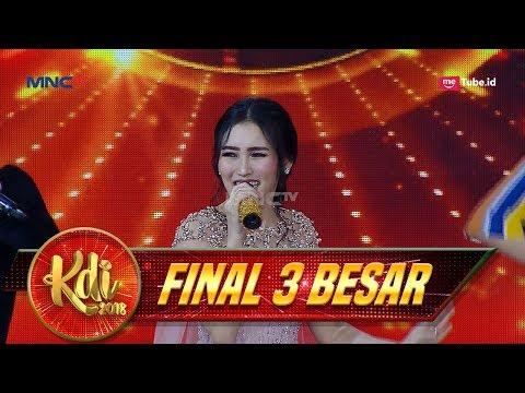 WOW Ternyata Ayu Ting Ting Pandai Nyanyi Korea Lohhh - Final 3 Besar KDI (25/9)