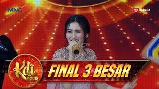 WOW Ternyata Ayu Ting Ting Pandai Nyanyi Korea Lohhh - Final 3 Besa...
