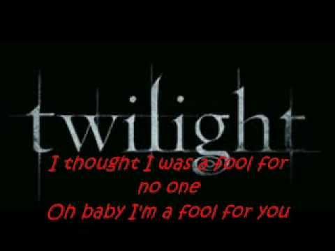 Muse-SuperMassive Black Hole Twilight soundtrack '01' With ...