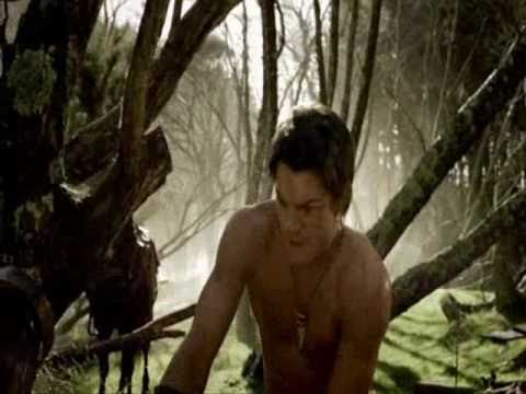 Legend Of The Seeker - Gratuitous Richard Shirtlessness, Put To Music