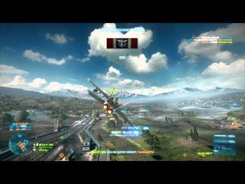 Battlefield 3: Epic Jet Round [72-1]