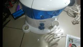 Waterpik Repair WP-900---워터픽 수…