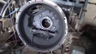видео ремонт кпп т-150к