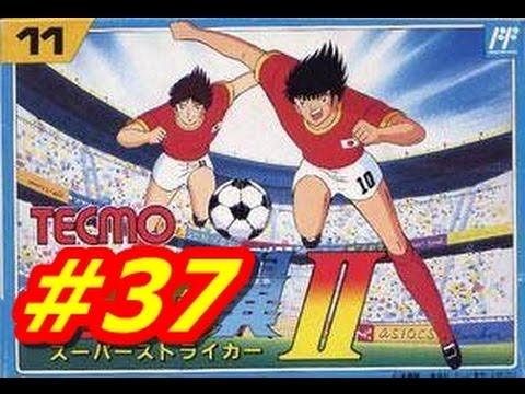 captain tsubasa 2 nes english hack - Captain Tsubasa 2 NES #37 Japan vs. Italy 2/3 (English) HD