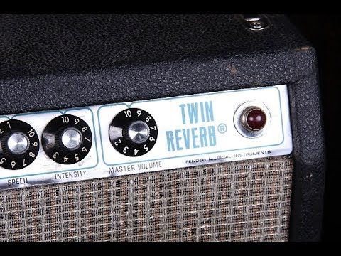 1978 Fender 135W Twin Reverb Kicks Ass.....in More Ways Than One