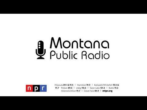 Montana Public Radio 2018 Underwriting