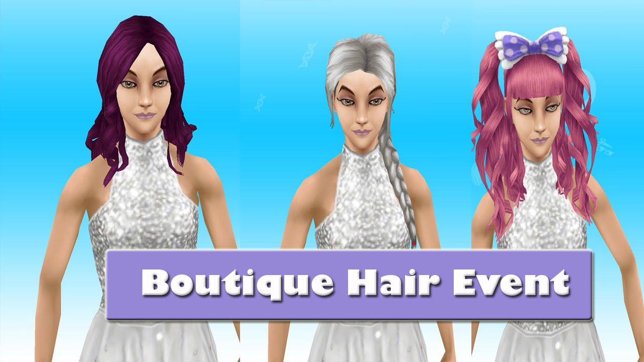 The sims freeplay long hairstyle - The Sims Freeplay Long Hairstyle 39