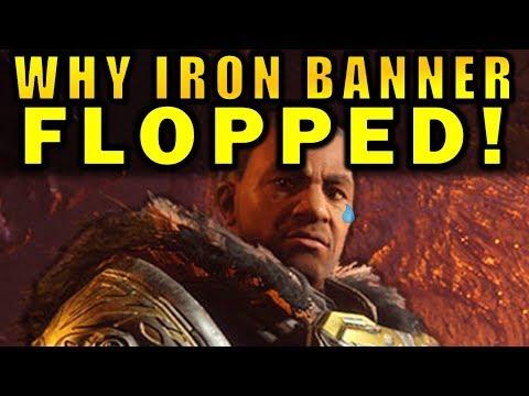 Destiny 2: Why Iron Banner FLOPPED! | Warmind Season 3 thumbnail
