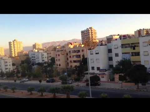 Early morning - sunrise 🌅 from Damascus