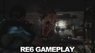 Resident Evil 6 Gameplay - Poisawan Inner Area