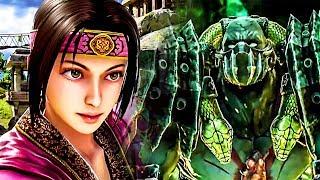 SOULCALIBUR 6: Seong Mi-Na & Astaroth Gameplay Trailer (2018) PS4 / Xbox One / PC