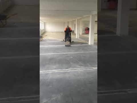 Video - Aftagning af linoleum