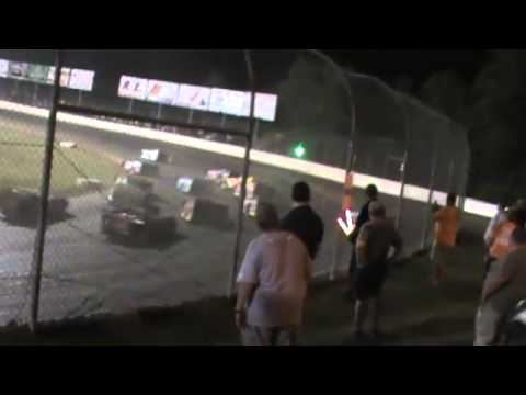 09-01-2013 NeSmith Late Model Feature @ Magnolia Motor Speedway