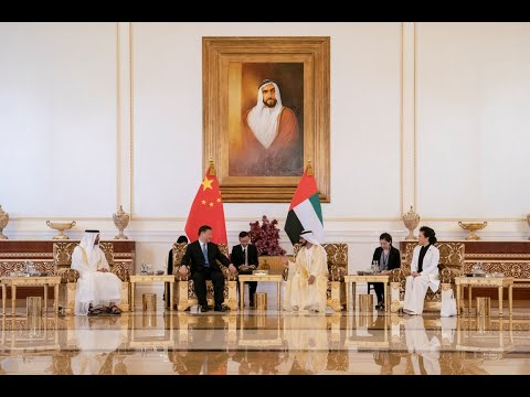الشيخ محمد بن راشد: نتوافق مع الصين بملفات إقليمية وعالمية  - نشر قبل 39 دقيقة