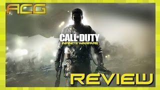 Call of Duty Infinite Warfare Review