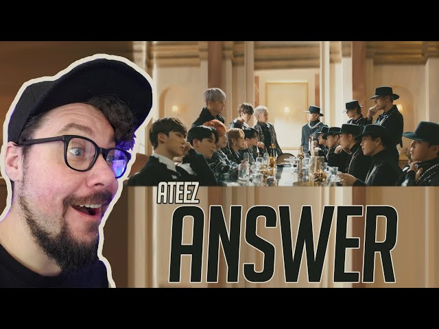 Mikey Reacts to ATEEZ - 'Answer' Official MV