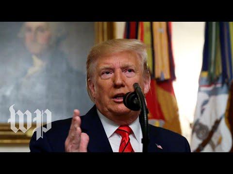 President Trump's full announcement on the death of Abu Bakr al-Baghdadi