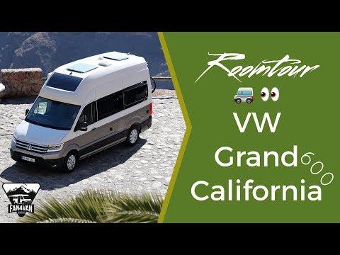 VW Grand California 600 - Roomtour und Testbericht