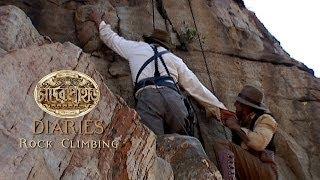 Chander Pahar Diaries  Ep 01  Rock Climbing  Dev  Kamaleswar Mukherjee  Gerard Rudolf  SVF