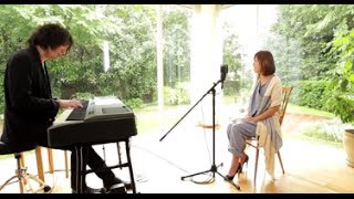 "Japanese singer songwriter Ayaka performs""Gensoukyoku""with her frie..."