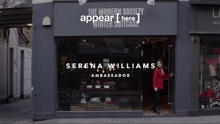 Appear Here Ambassador: Serena Guen, Suitcase Magazine