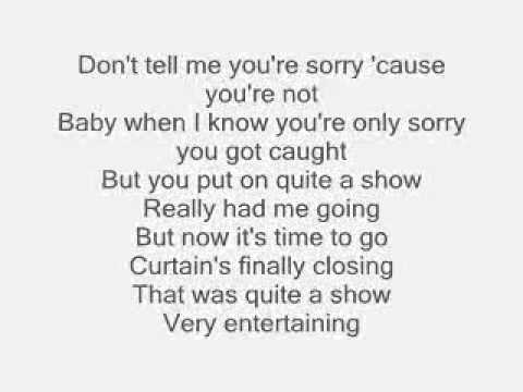 Rihanna  Take A Bow HD Lyrics