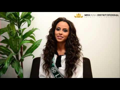 Candidatas a Miss Mundo DF 2016