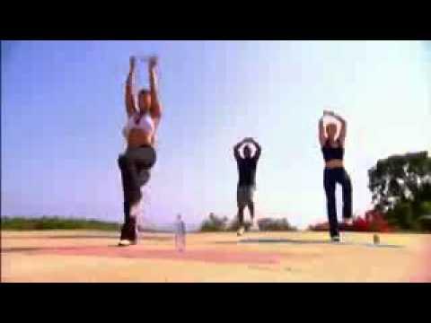 Mel B   20 minutowy trening całego ciała