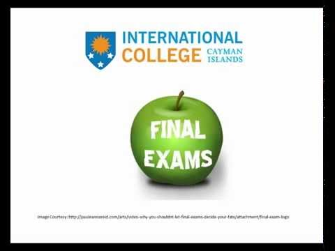 Spring 2016 Updates ICCI International College of the Cayman Islands