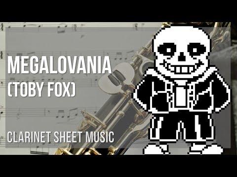 Megalovania clarinet beginner