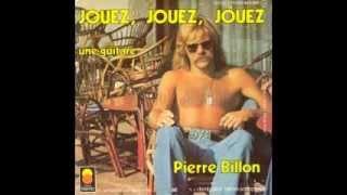Pierre BILLON Le chanteur de rock