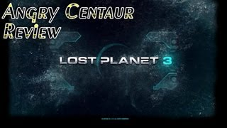 Lost Planet 3 Videogame Review (Xbox 360)