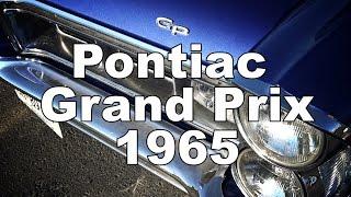 "#MUSCLEGARAGE Pontiac Grand Prix 1965 ""PLAYBOY"""