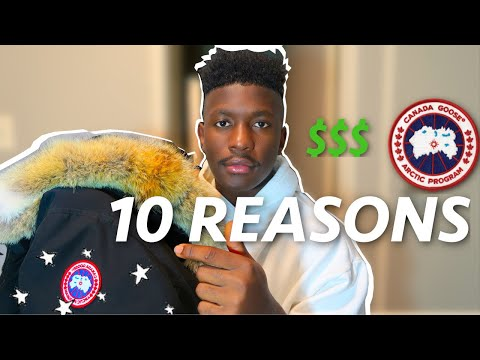 Ten Reasons To Buy A Canada Goose Jacket