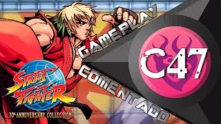 Vídeo Street Fighter 30th Anniversary Collection