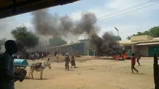 أحمد الضي  بشارة حول إغتيال مقبولة حسب النبي من الدعم السريع  في دارفور