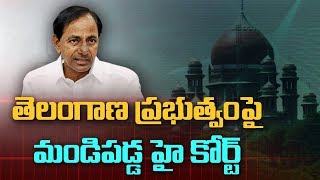 High Court Serious on Telangana Govt over TSRTC Strike | Telangana Latest News | ABN Telugu