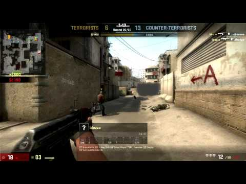 cs go how to set hs only
