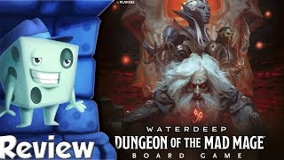 Dungeons & Dragons: Waterdeep – Dungeon of the Mad Mage Review - with Tom Vasel