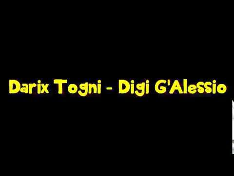 Darix Togni - Digi G'Alessio