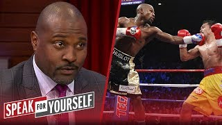 'LeBron has lost, Floyd hasn't' — Wiley says Mayweather is Athlete of Decade | SPEAK FOR YOURSELF