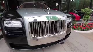 The New Rolls Royce ghost 2019 review