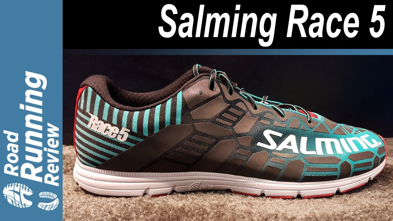 Salming Race 5 Preview - YouTube