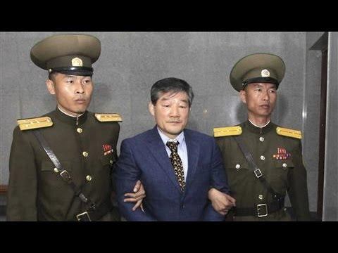 Americans Detained in North Korea