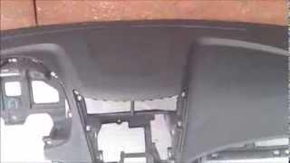 Ремонт торпеды на Hyundai Solaris после срабатывания подушек безопасности Airbag. Ремонт Airbag(Ремонт торпеды. Ремонт торпедо на Hyundai Solaris. Перетяжка торпеды после срабатывания подушек безопасности...., 2014-02-20T19:26:49.000Z)