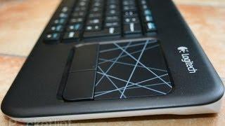 Logitech Wireless Keyboard: K400 Review