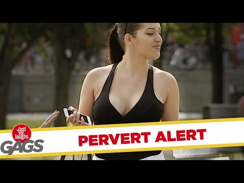 Punishing Perverts PRANK!