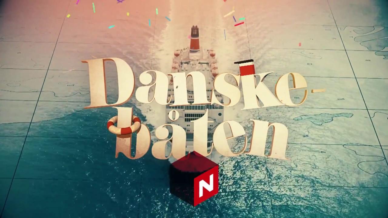 Tvnorge Danskebåten Teaser Youtube