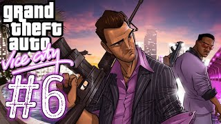 GTA Vice City Walkthrough 6 Gameplay [HD]